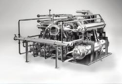 5 HP CO2 Gas Compressor, Air Tank Capacity: High, Discharge Pressure: Normal