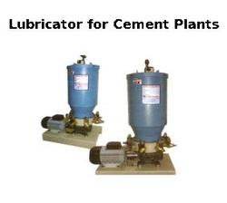 Lubricator for Cement Plants