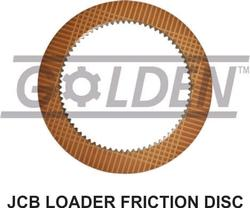 JCB Loader Friction Disc