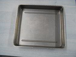 Stainless Steel Tray