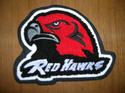 Red Hawks Patch