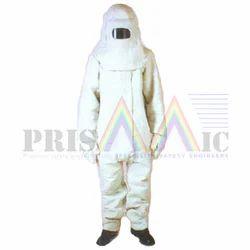 Unisex Large Asbestos Suit