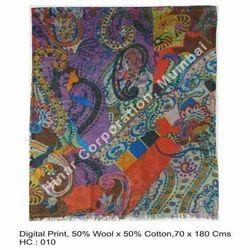 Digital Print Pashmina Shawls