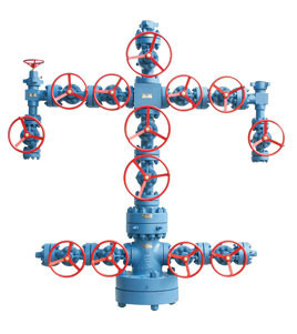 Christmas Tree And Wellhead View Specifications Details Of