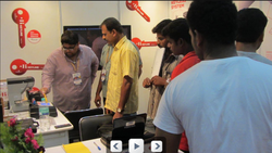 CHENNAI AUTO EXPO 2013 with KEYLINE