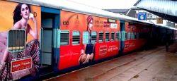 Train Branding Service