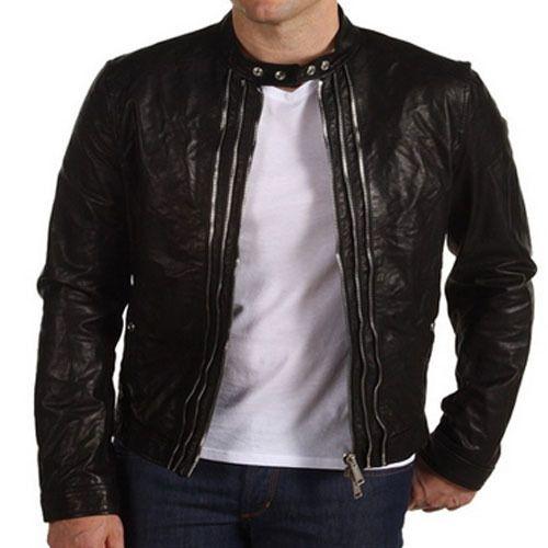 35515f6a1775 Men Leather Jackets in Delhi, पुरुषो के लिए चमड़े की जैकेट, दिल्ली, Delhi | Men  Leather Jackets, Gents Leather Jackets Price in ...