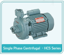 HCS  Centrifugal Series Pumps