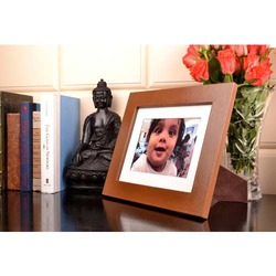 Table Top Leather Photo Frame