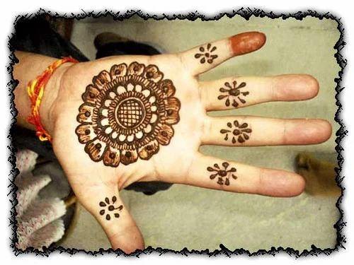 Mehndi Mandala Designs : Indian henna designs u unfold deeper meanings significances