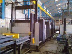 Pusher Hardening Furnace