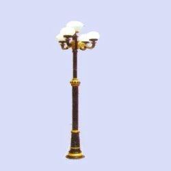 Cast Iron Lamp Posts