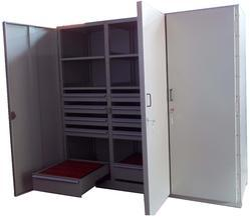 Metallic Tool Storage