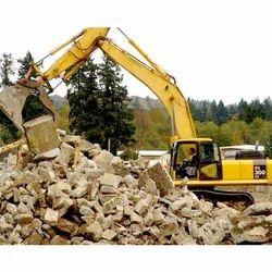 Concrete Breaking Services