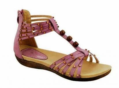 f202b7698 Ladies Leather Sandal