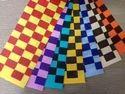 Chex Printed Non Woven Fabric