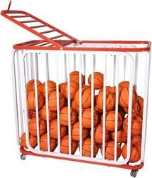 Steel Gisco Ball Cage, Size: 760 X 720 X 1020 Mm