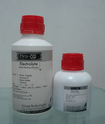 Grade A Chemical Metal Etching Electrolyte