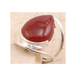 Priceless Red Onyx Ring