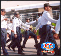 Manned Security Personnel