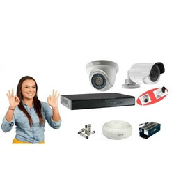 Hikvision 2 Channel Kit