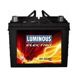 Luminous Car Battery