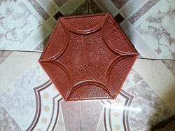 PVC Hexagon Paver Mold