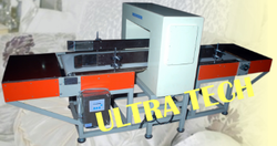 CONVEYOR BELT METAL DETECTOR.