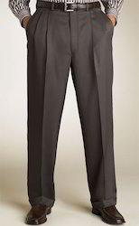 Formal Pleated Trouser