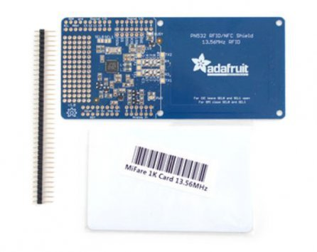 Shields 3rd Party - 1Sheeld Android Phone for Arduino