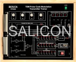 TDM Pulse Code Modulation/Transmitter Trainer - ST8304