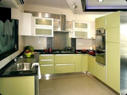 Modular Indian Kitchen Room