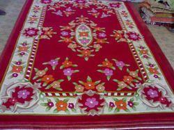 棉花帐篷地毯