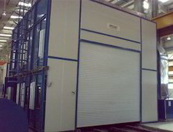 Heavy Machinery Painting Booths