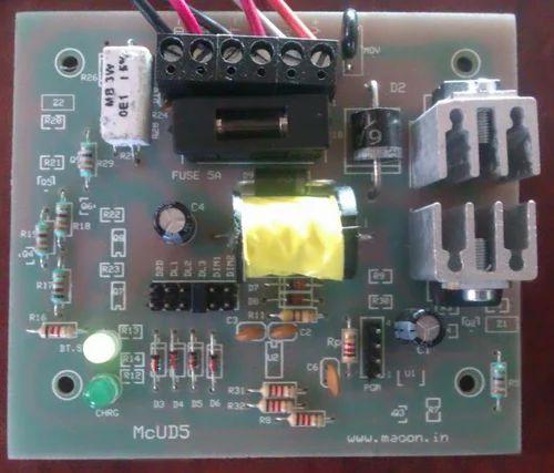 Solar Dusk to Dawn Universal Charge Controller - Sadhana
