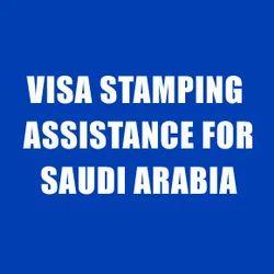Visa Stamping Assistance For Saudi Arabia