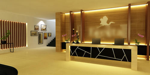 Hotel Interior Designing Services Hotel Reception Interior Designing Architect Interior Design Town Planner From Nagpur