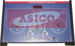 Synchro Transmitter Receiver Trainer