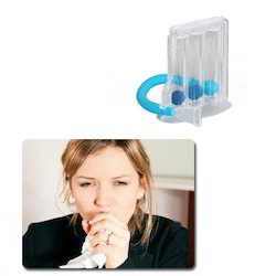 Respiratory Exerciser for Asthma
