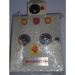 Paper Plate Machine Control Panel