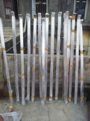 MSCKOLKATA MACC500 Copper Busbar Silver Plated, Electric Grade: EC Grade, 500 Amps