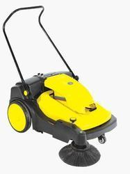 Manual Sweepers Dual Rolling Brushes