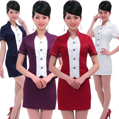 Spa uniform beauty work wear manufacturer from mumbai for Spa uniform cotton