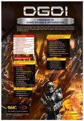 Diploma In Game Design & Integration (DGDI)