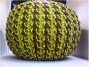 BAO-03 Knitted Pouf