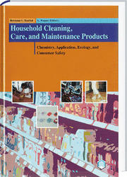 Book of Household Cleaning, Care and Maintenance Products