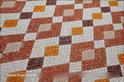 Semi Hand Cut Mosaic Diamond Tiles