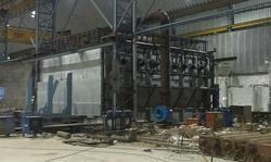 Aluminium Plant Furnaces