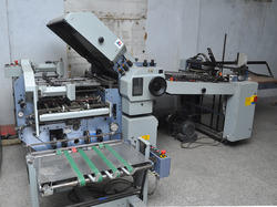 Stahl Paper Folding Machine