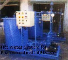 Hot Water System for Pharmaceutical Industry
